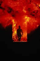 Backdraft movie poster (1991) picture MOV_8d68fe97