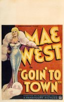 Goin' to Town movie poster (1935) picture MOV_8d6b00ed
