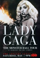 Lady Gaga Presents: The Monster Ball Tour at Madison Square Garden movie poster (2011) picture MOV_8d6da6a8