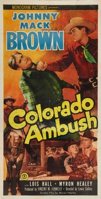 Colorado Ambush movie poster (1951) poster MOV_8d756b98