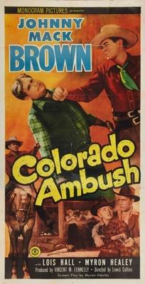 Colorado Ambush movie poster (1951) poster MOV_8d756b98