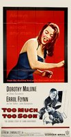 Too Much, Too Soon movie poster (1958) picture MOV_8d75c66f