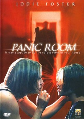 Panic room movie poster 2002 poster buy panic room for Custom panic room