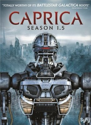 Caprica movie poster (2009) poster MOV_8d7d51bf