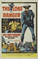 The Lone Ranger and the Lost City of Gold movie poster (1958) picture MOV_8d946a23