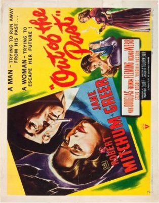 Out of the Past movie poster (1947) poster MOV_8d9588d0