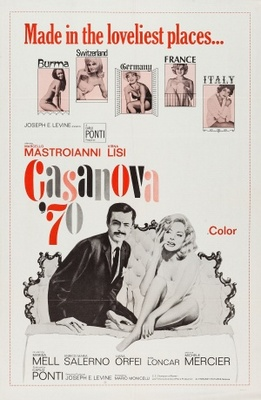 Casanova '70 movie poster (1965) poster MOV_8d99c7c1