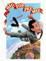 Big Top Pee-wee movie poster (1988) picture MOV_8d9cee88