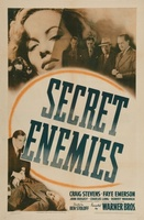 Secret Enemies movie poster (1942) picture MOV_8d9e83f7