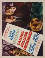 Calling Bulldog Drummond movie poster (1951) picture MOV_8da9c7d7