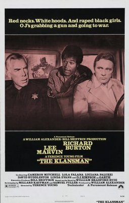 The Klansman movie poster (1974) poster MOV_8daea74b
