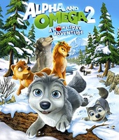 Alpha and Omega 2: A Howl-iday Adventure movie poster (2013) picture MOV_8daf8722