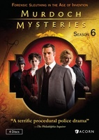 Murdoch Mysteries movie poster (2008) picture MOV_8dafe821