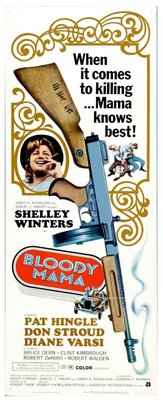 Bloody Mama movie poster (1970) poster MOV_8db4e499