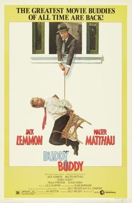 Buddy Buddy movie poster (1981) poster MOV_8db57c80