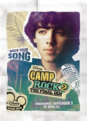 Camp Rock 2 movie poster (2009) poster MOV_8db836b4