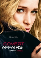 Covert Affairs movie poster (2010) picture MOV_8dbd3b95