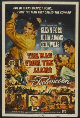 The Man from the Alamo movie poster (1953) poster MOV_8dbece6b