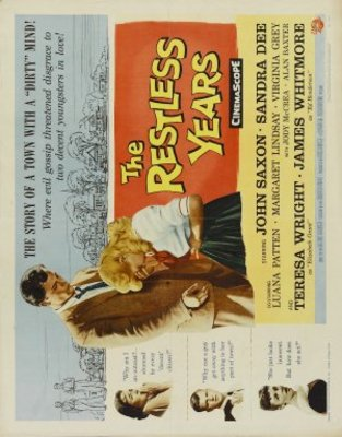 The Restless Years movie poster (1958) poster MOV_8dc0d303