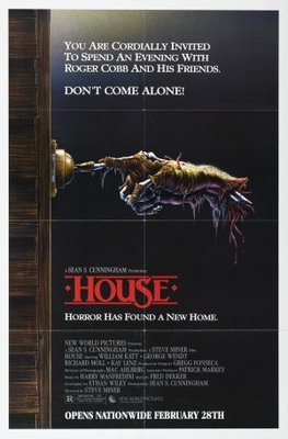 House movie poster (1986) poster MOV_8dd075ed