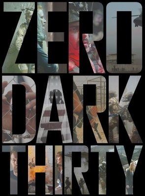 Zero Dark Thirty movie poster (2012) poster MOV_8dd87737