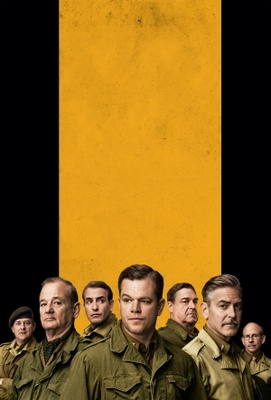 The Monuments Men movie poster (2013) poster MOV_8de34c54