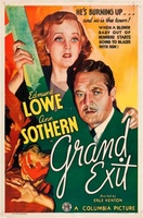 Grand Exit movie poster (1935) picture MOV_8de39262