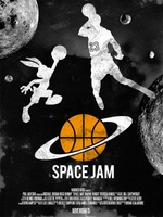 Space Jam movie poster (1996) picture MOV_8de765a7