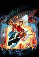 Last Action Hero movie poster (1993) picture MOV_8de7ea44