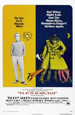 Play It Again, Sam movie poster (1972) poster MOV_8dea84c3