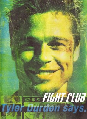 Fight Club movie poster (1999) poster MOV_8df0c9c8