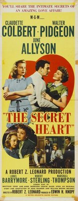 The Secret Heart movie poster (1946) poster MOV_8df7ca20