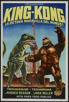 King Kong Escapes movie poster (1967) picture MOV_8df92166