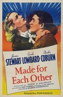 Made for Each Other movie poster (1939) picture MOV_4339c4b4