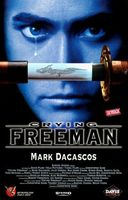 Crying Freeman movie poster (1995) picture MOV_8dfcdc61