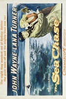 The Sea Chase movie poster (1955) picture MOV_8e0095a7