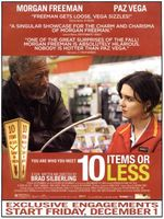 10 Items or Less movie poster (2006) picture MOV_ed3c8d4a