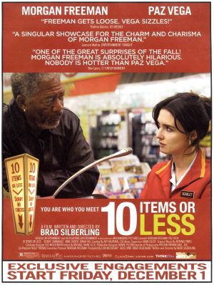 10 Items or Less movie poster (2006) poster MOV_8e03dcb5