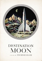 Destination Moon movie poster (1950) picture MOV_8e0f10f3