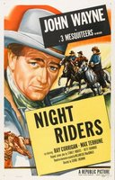 The Night Riders movie poster (1939) picture MOV_8e1224b5