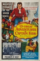 The Great Adventures of Captain Kidd movie poster (1953) picture MOV_8e1aca32