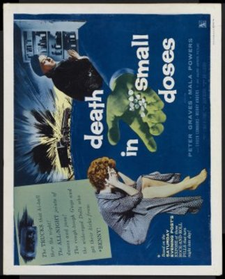 Death in Small Doses movie poster (1957) poster MOV_8e204c89