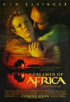 I Dreamed of Africa movie poster (2000) picture MOV_8e20b80e