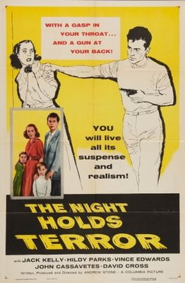 The Night Holds Terror movie poster (1955) poster MOV_8e231e16