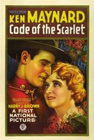 The Code of the Scarlet movie poster (1928) picture MOV_8e2497e6