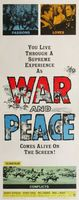 War and Peace movie poster (1956) picture MOV_8e282609