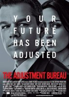 The Adjustment Bureau movie poster (2010) picture MOV_8e29a146