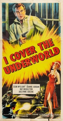 I Cover the Underworld movie poster (1955) poster MOV_8e320cfc