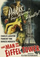 The Man on the Eiffel Tower movie poster (1950) picture MOV_8e36b45f