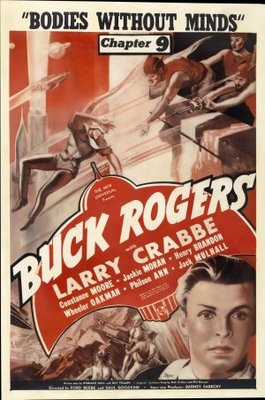 Buck Rogers movie poster (1939) poster MOV_8e3d8fd9